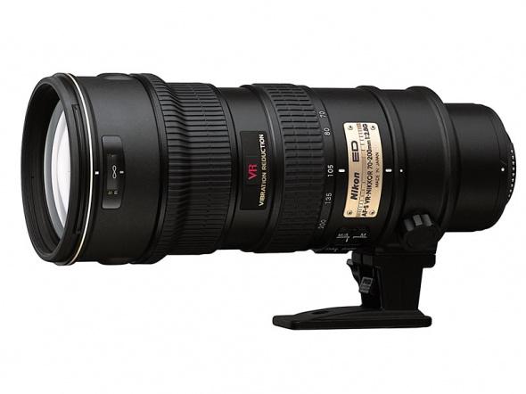 Nikon 70-200 f/2.8 VR