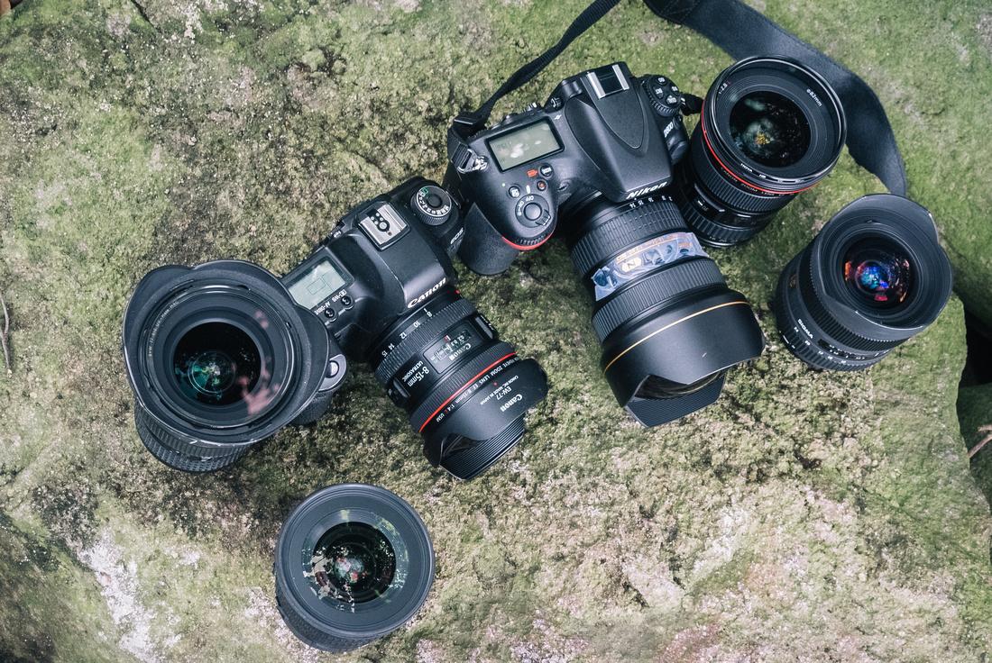 Ultrawide lens shootout. Nikon vs Canon vs Sigma