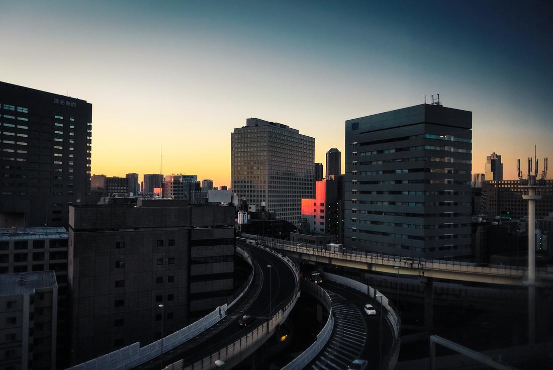Image taken with a Nikon V1